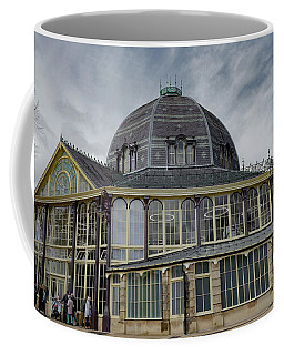 Buxton Octagon Hall At The Pavilion Gardens Coffee Mug