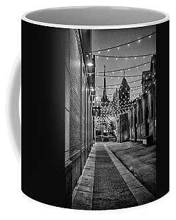 Bw City Lights Coffee Mug