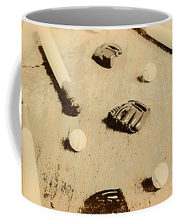 Bygone Baseball Coffee Mug
