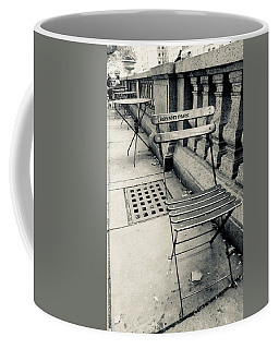 Coffee Mug featuring the photograph Byrant Park by Geraldine Gracia