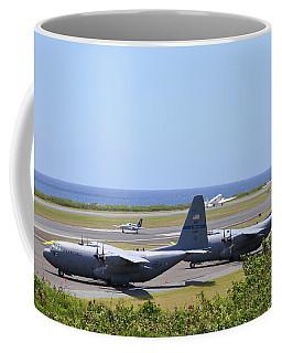 C130h At Rest Coffee Mug