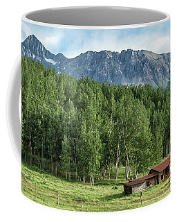 Cabin Below Wilson Coffee Mug