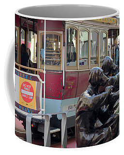 Cable Car And Paparazzi Dogs 2 Coffee Mug