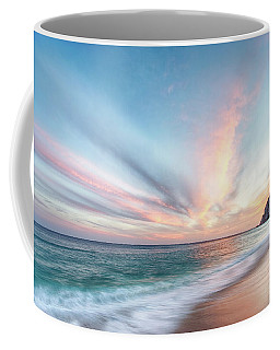 Coffee Mug featuring the photograph Cabo San Lucas Beach Sunset Mexico by Nathan Bush