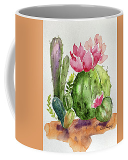 Cactus And Succulents Coffee Mug