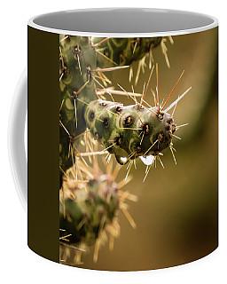 Cactus Detail Coffee Mug