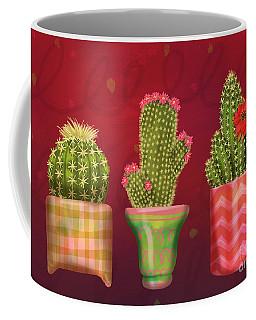 Cactus Friends I Coffee Mug