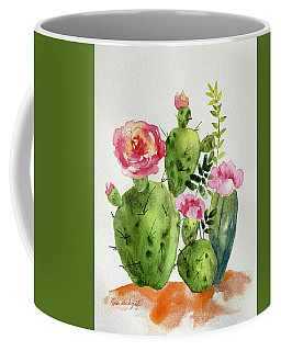 Cactus Patch Coffee Mug