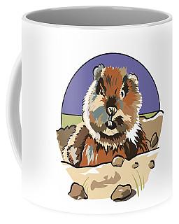 Caddyshack Gopher Coffee Mug