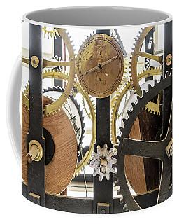 Cadiz Cathedral Clockworks Coffee Mug
