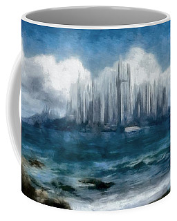 Caladan Across The Sea Coffee Mug