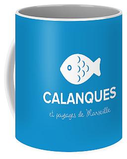 Calanques Coffee Mug