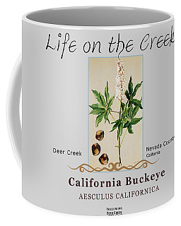 California Buckeye Coffee Mug