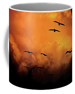 California Exodus Coffee Mug