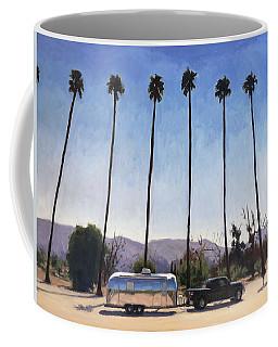 California Honeymoon Coffee Mug