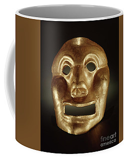 Calima Mask  Coffee Mug