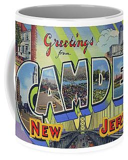 Camden Greetings Coffee Mug
