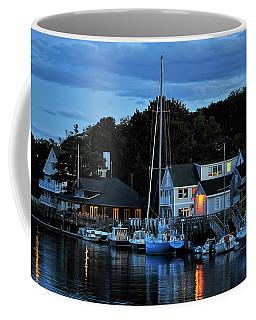Camden Maine Twightlight Coffee Mug