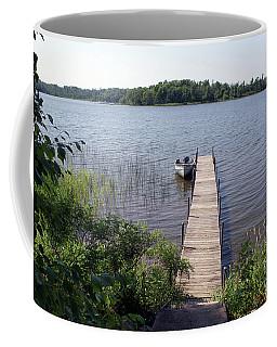 Camelot Island Borden Lake Coffee Mug