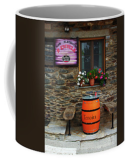 Camino Pilgrim's Repast Coffee Mug