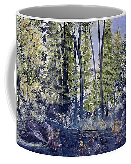 Camp Trail Coffee Mug