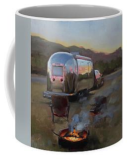 Campfire At Palo Duro Coffee Mug