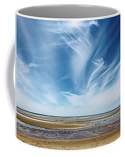 Campground Beach  Coffee Mug
