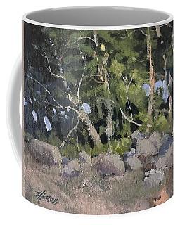 Campsite Coffee Mug