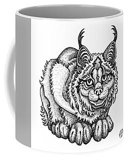 Canada Lynx Coffee Mug