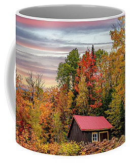 Canadian Autumn Coffee Mug