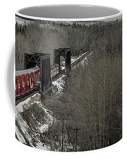 Canadian Pacific Holiday Train 2018 I Coffee Mug