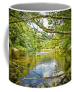 Canal Pool Coffee Mug