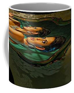Canary Seaweed Coffee Mug
