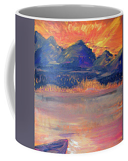 Canoe Trips Coffee Mug