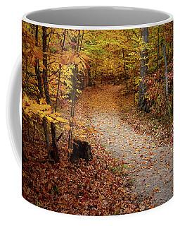 Canopy Of Color Coffee Mug