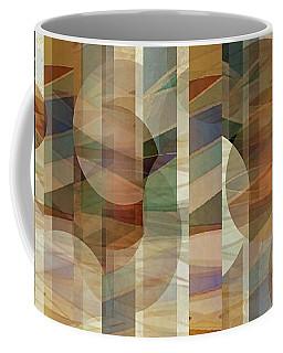 Canyon Circles And Stripes Coffee Mug