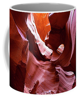 Coffee Mug featuring the photograph Canyon Colors by Mike Long