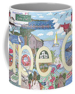 Cape Cod Coffee Mug