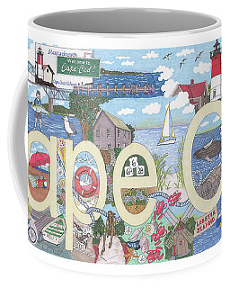 Cape Cod Coffee Mug