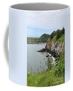 Cape Disappointment Vertical Coffee Mug