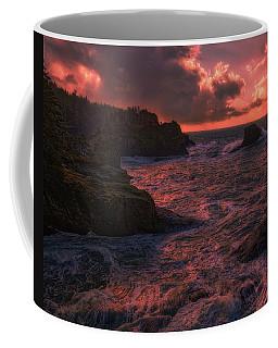Cape Flattery Coffee Mug