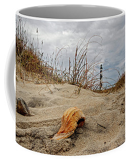 Cape Lookout Lighthouse Coffee Mug