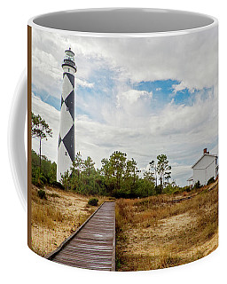 Cape Lookout Lighthouse No. 2 Coffee Mug