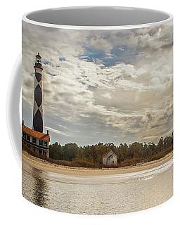 Cape Lookout Lighthouse No. 3 Coffee Mug