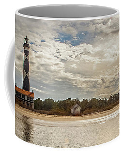 Cape Lookout Lighthouse No. 3 Coffee Mug