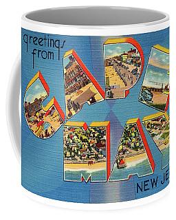 Cape May Greetings - Version 2 Coffee Mug