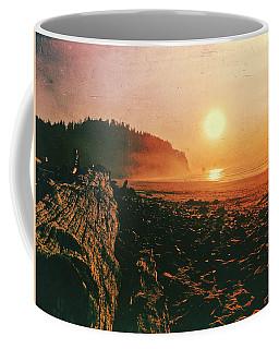 Cape Meares Beach Coffee Mug