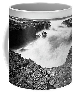 Coffee Mug featuring the photograph Cape Perpetua by Whitney Goodey
