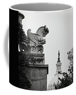 Capitol Statues Coffee Mug