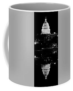 Capitol Upside Down Coffee Mug